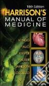 Harrison's Manual of Medicine libro str