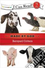 Barnyard Critters libro in lingua di Zondervan Publishing House (COR)