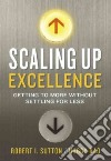 Scaling Up Excellence libro str
