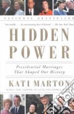 Hidden Power libro in lingua di Marton Kati