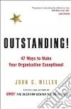 Outstanding! libro str