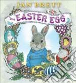 The Easter Egg libro in lingua di Brett Jan