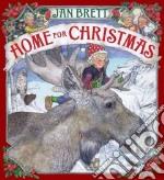 Home for Christmas libro in lingua di Brett Jan