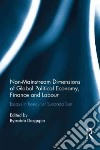 Non-mainstream Dimensions of Global Political Economy, Finance and Labour