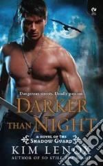 Darker Than Night libro in lingua di Lenox Kim