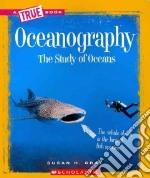 Oceanography libro in lingua di Gray Susan Heinrichs