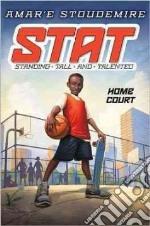 Home Court libro in lingua di Stoudemire Amar'e, Jessell Tim (ILT)