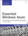 Essential Windows Azure