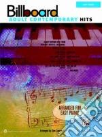 Billboard Adult Contemporary Hits libro in lingua di Coates Dan (ADP)