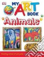 Animals libro in lingua di Dorling Kindersley Inc. (COR), Parrish Margaret (EDT), Heap Will (PHT)