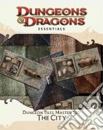 Dungeon Tiles Master Set: The City libro in lingua di Wizards of the Coast (COR)