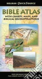Holman Quicksource Bible Atlas libro in lingua di Wright Paul H. (INT)