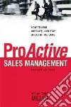 ProActive Sales Management libro str