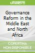 Governance Reform in the Middle East and North Africa