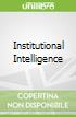 Institutional Intelligence libro str