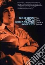 Writings for a Democratic Society libro in lingua di Hayden Tom