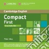 Compact First Class Audio CDs (2)