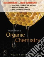 Introduction to Organic Chemistry libro in lingua di Brown William H., Poon Thomas