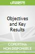 Objectives and Key Results libro str