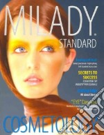 Milady Standard Cosmetology 2012 libro in lingua di Milady Publishing (COR)