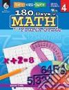 180 Days of Math for Fourth Grade libro str