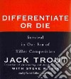 Differentiate or Die (CD Audiobook)