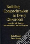 Building Comprehension in Every Classroom