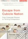 Escape from Cubicle Nation (CD Audiobook) libro str