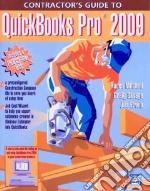 Contractor's Guide to Quickbooks Pro 2009 libro in lingua di Mitchell Karen, Savage Craig, Erwin Jim