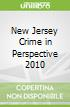 New Jersey Crime in Perspective 2010