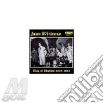 King of rhythm 1937/1944 cd musicale di Juan D'arienzo