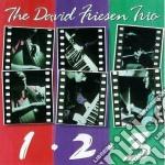 1-2-3 - cd musicale di The david friesen trio