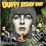 Back to the bone - cd musicale di The duffy bishop band