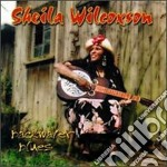 Backwater blues - cd musicale di Wilcoxson Sheila