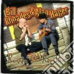 Runnin' & rumblin' - cd musicale di Bill rhoades & alan hager