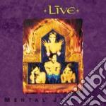 Live - Mental Jewelry cd musicale di LIVE