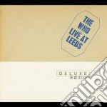 LIVE AT LEEDS (DELUXE ED.) cd musicale di WHO