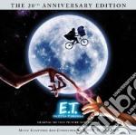 E.T. THE EXTRA-TERRESTIAL/20th ann. cd musicale di O.S.T.