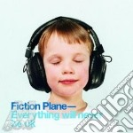 Everything will never be cd musicale di Plane Fiction