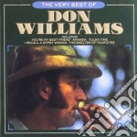 Don Williams - Very Best Of cd musicale di WILLIAMS DON