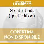 Greatest hits (gold edition) cd musicale di Elton John