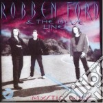 MYSTIC MILE cd musicale di FORD ROBBEN/BLUE LINE