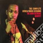 THE COMPLETE AFRICA BRASS SESSION cd musicale di COLTRANE JOHN QUARTET