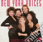 New York Voices - New York Voices cd musicale di NEW YORK VOICES