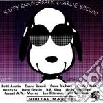 HAPPY ANNIVERS. CHARLIE BROWN cd musicale di ARTISTI VARI