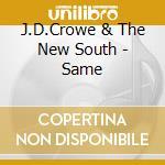 Same cd musicale di J.d.crowe & the new