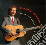 Plays and sings bluegrass cd musicale di Tony Rice