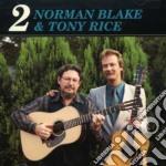 Blake & rice vol.2 cd musicale di Norman blake & tony