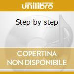Step by step cd musicale di Lesley riddle & cart