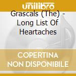 The Grascals - Long List Of Heartaches cd musicale di Grascals